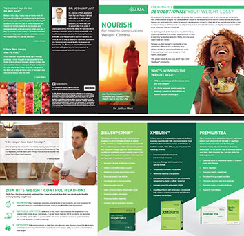 Nourish - For long lasting, healthy weight control
