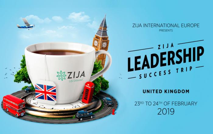 Zija European Success Trip 2019
