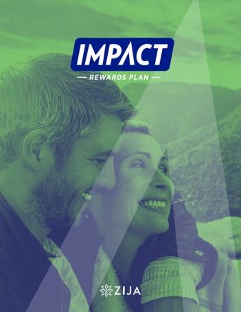 Zija Impact Rewards Plan