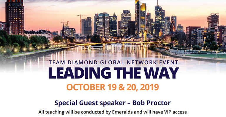 Leading The Way - Oct 2019 - Frankfurt