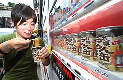 Japanese canned noodles a big hit