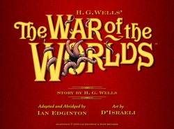 War of the Worlds eComic