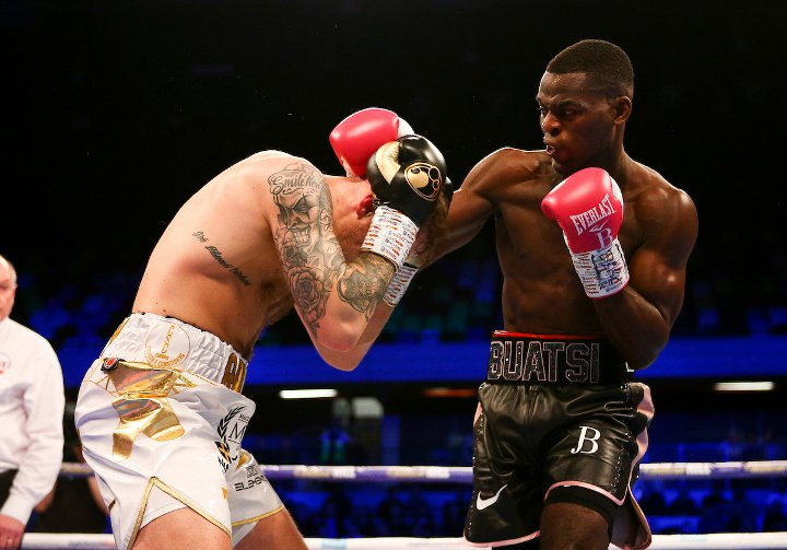 UK Spotlight: Dominant Wins for Edwards, Buatsi and Quigley