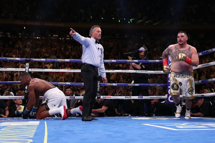 Andy Ruiz Scores Huge Upset, Stops Anthony Joshua for Heavyweight Titles