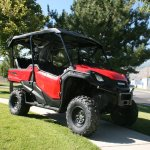 Utvma Honda Pioneer 1000 Back Seat And Roll Cage Kits