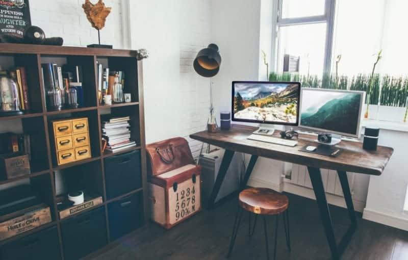 Nine tips tp create a zenlike office