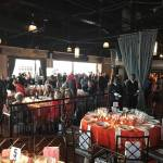 team fox 2018 mvp event dinner tables and chairs