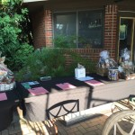 2017 walnut creek country club form table with goodies baskets