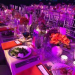 team fox detroit gala picture of dining tables