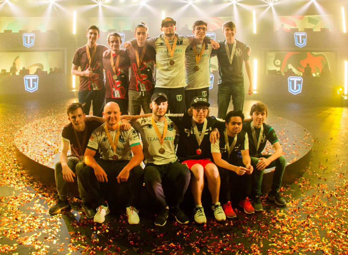 PGI NA teamgates winners
