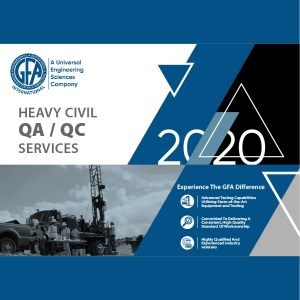 Download Our Updated Heavy Civil QA / QC Services Book