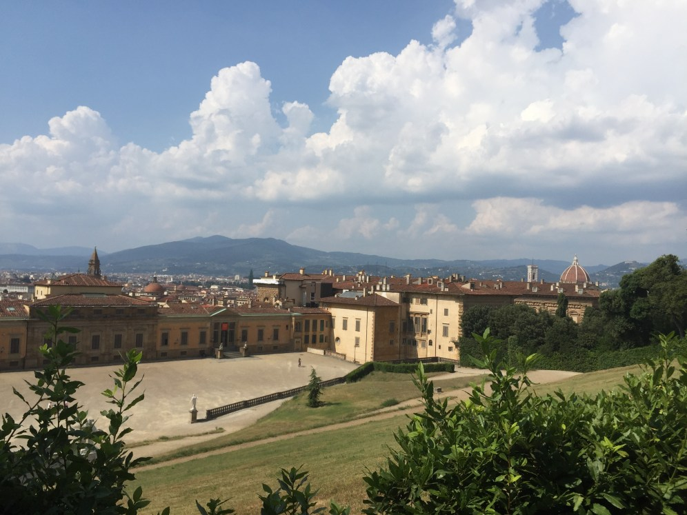 Giardino di Boboli in Firenze