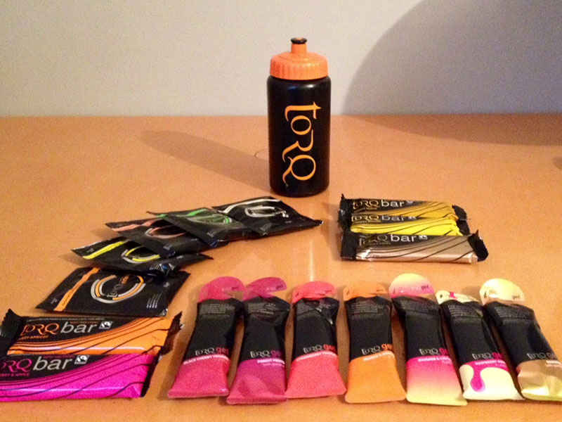 Heather Reviews Torq Product Range for Cycling Shorts