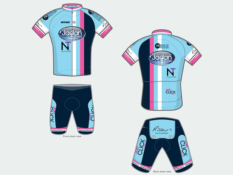 Sneaky Peek – 2014 Team Jadan Kit