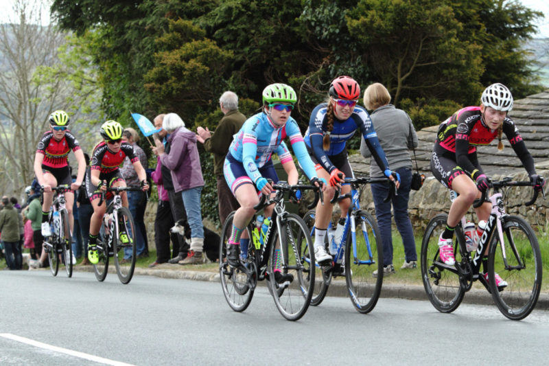 Asda Women's Tour De Yorkshire 2017 - Tadcaster to Harrogate