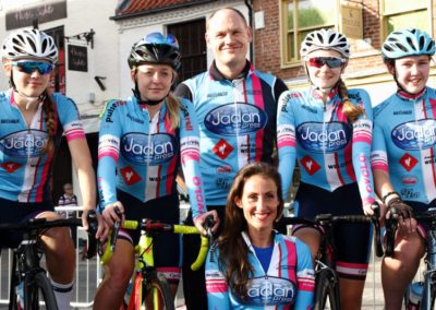 Jadan Press Women's Circuit Race Beverley 2017 Gallery