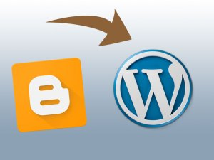 transfer blogger wordpress, blogger wordpress