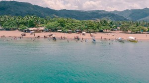 calayo nasugbu beach