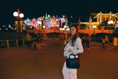 Hong Kong Disneyland castles 2