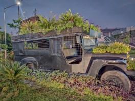 The Garden Travel DIY jeep