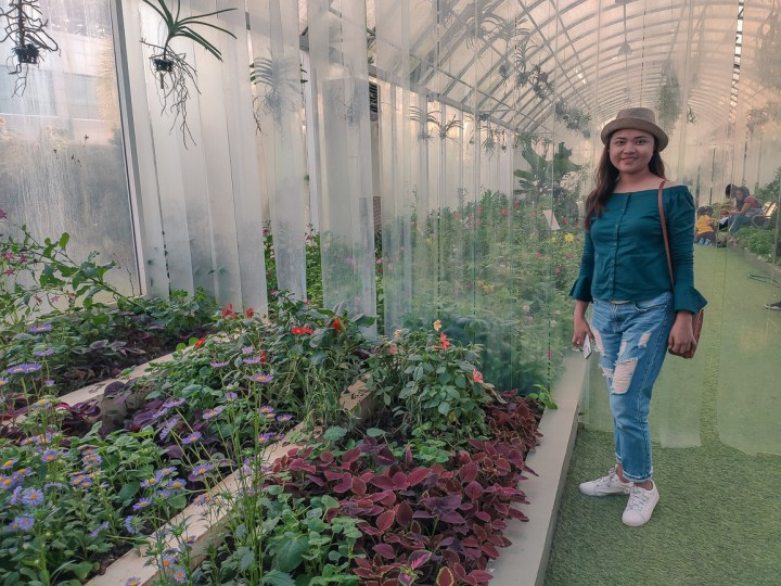 The Garden Travel DIY orchidarium