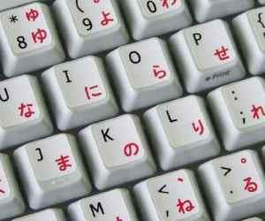 japanese keyboard stickers