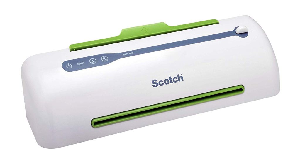Picture of a Scotch Laminator.