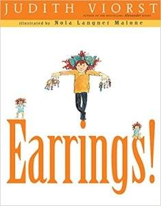 Book Cover for Earrings!