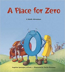 Picture of book cover for A Place for Zero.