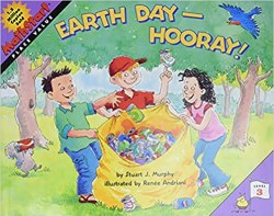 Picture of book cover for Earth Day Hooray