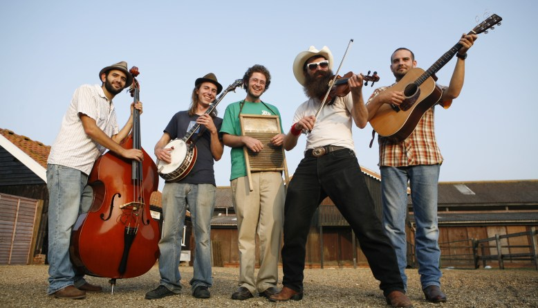 The Hot Seats - Great Bluegrass from Virginia : Music Review 4