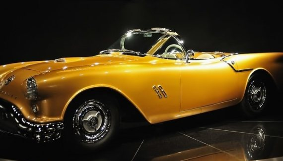 The World's Rarest Automobile Olds Rocket F-88 | Classic Cars 1