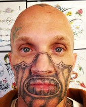 Bad Tattoos: 14 Crazy Awful Uglies!