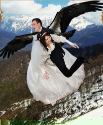 Funny Wedding Pictures: 13 More of the Bad & Strange