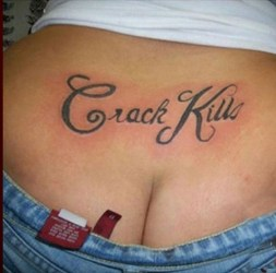Bad Tattoos: 15 More WTF DID I JUST DOs?