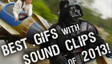 Best .GIFs with Sound Clips 2013