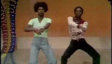 Soul Train Line Dance meets Rockabilly