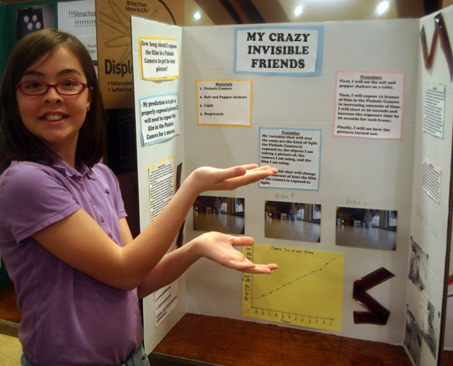 27 Funny Science Fairs with Projects that Rock! ~ My crazy invisible friends Middle School