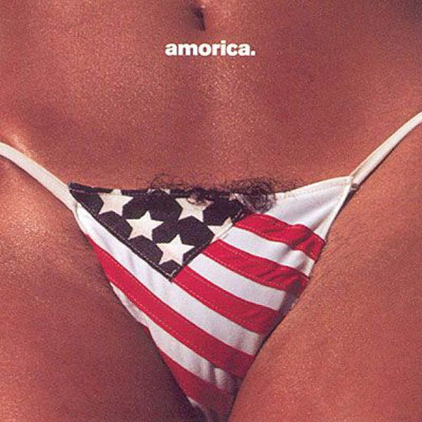 It appears Amorica missed her Brazil... ~~ The Worst Bad Album Cover Art ~~ black crowds