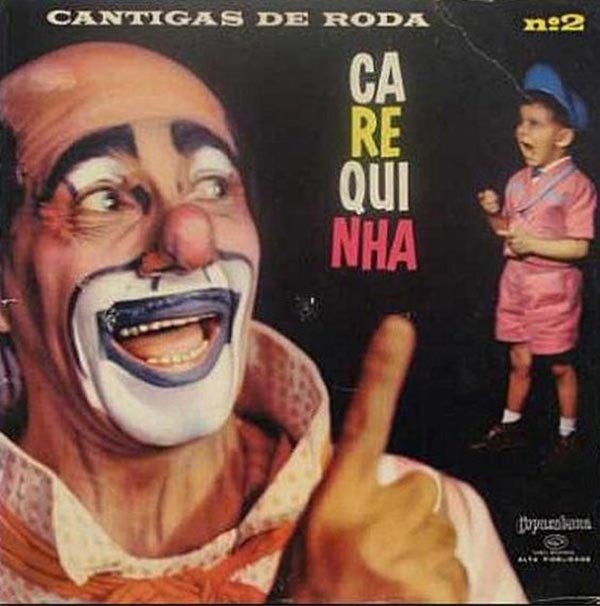 Well, that kid will never be the same ~~cantigas de ro due roda carequinha ~~ worst bad album covers