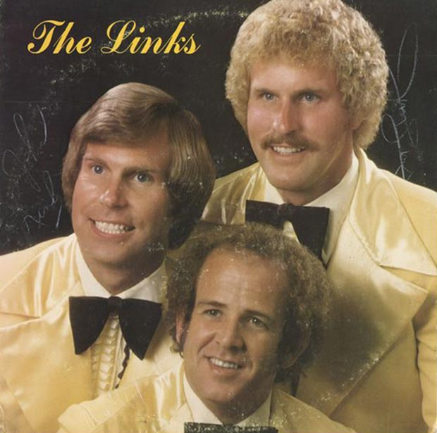 I swear that's two Will Ferrells and John C. Reilly from Step Brothers. . ~~ Funny Bad Album Covers The Links