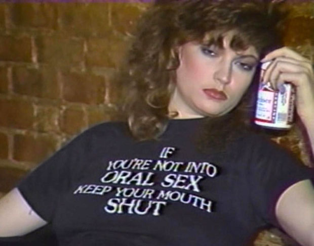 Im miss the 80s! ~ drunkwoman in bad ass T-shirt ~ If you're not into oral sex keep your mouth shut, inspirational sayings