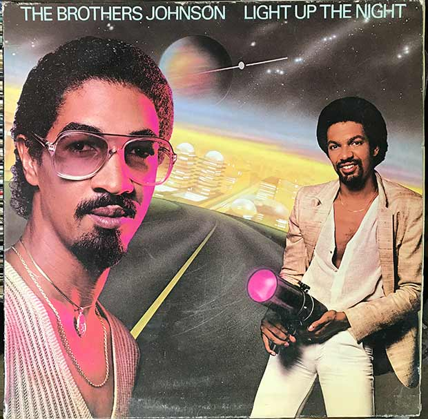 27 Bad Album Cover - The Worst of the Funny ~ Brothers Johnson