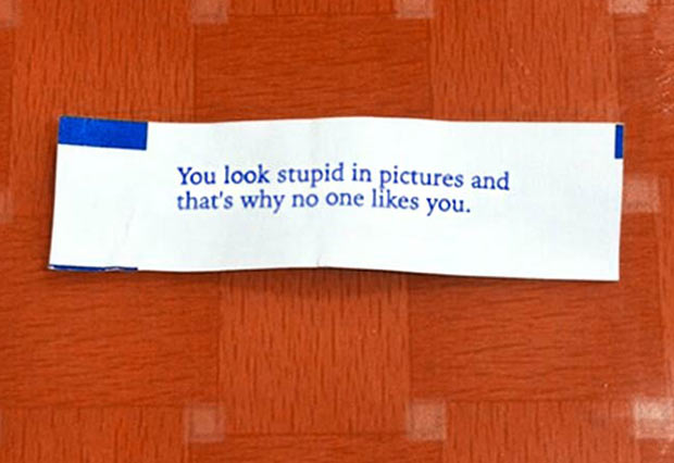 Funny sarcastic fortune cookie ~ 33 Funny Pics and Memes best
