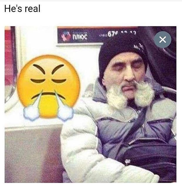 35 Funny Memes and Random Pics to Boost Your Humor Level... emoji man exists, snorting nostril