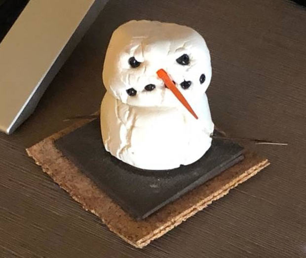 35 Funny Memes and Random Pics to Boost Your Humor Level... angry scores snowman