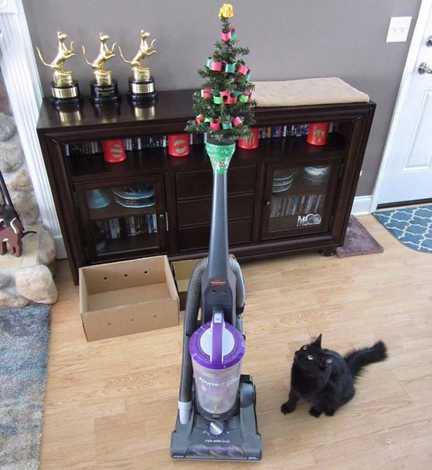 21 Brilliant Ways to Save Christmas Trees from Pets