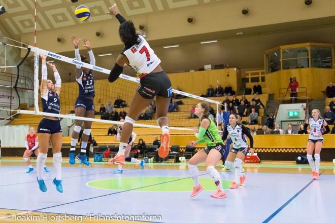 2016-10-22 Örebro Volley-Hylte/Halmstad Volley