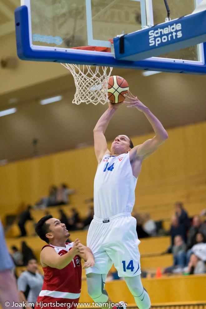 2016-10-23 KFUM Örebro Basket-Aros Basket