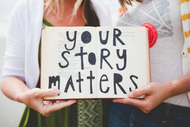 Image result for share your story